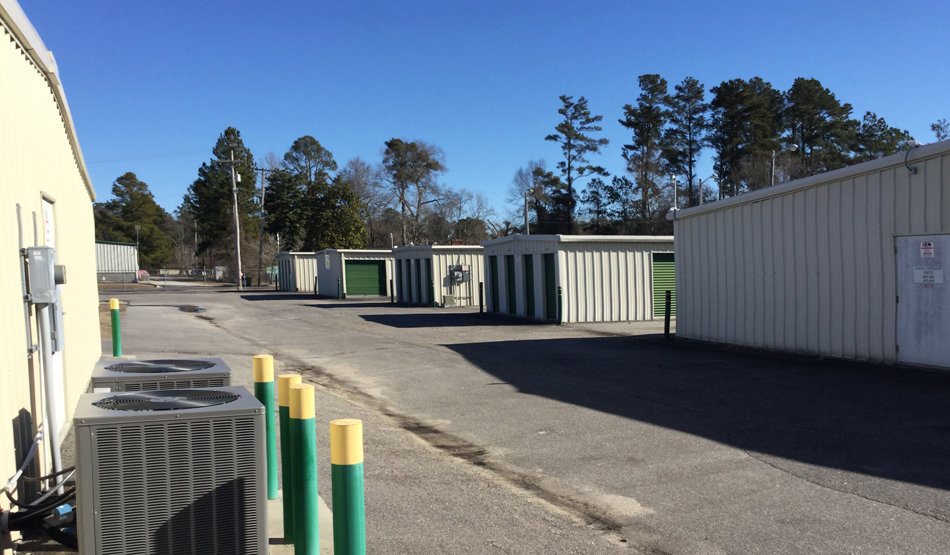 Loris, SC storage center