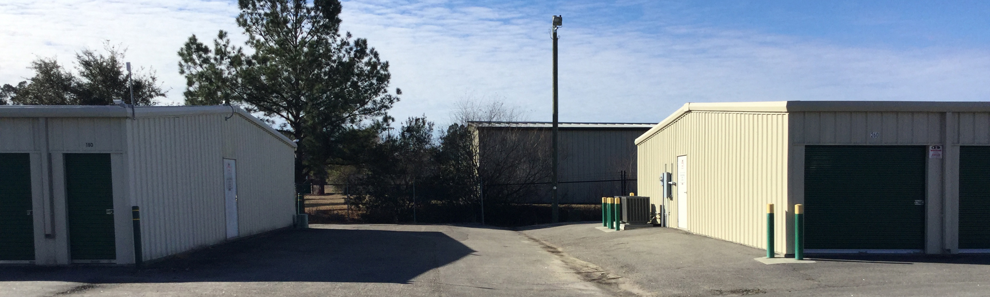 Affordable storage units in Loris, SC